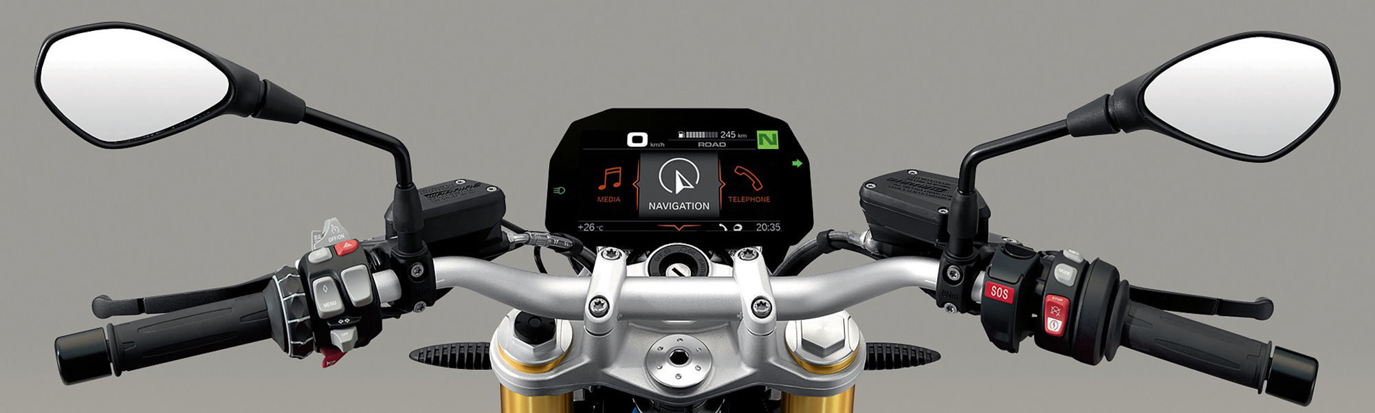 ConnectedRide от BMW Motorrad