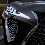 Lexus UX Compact Crossover Concept