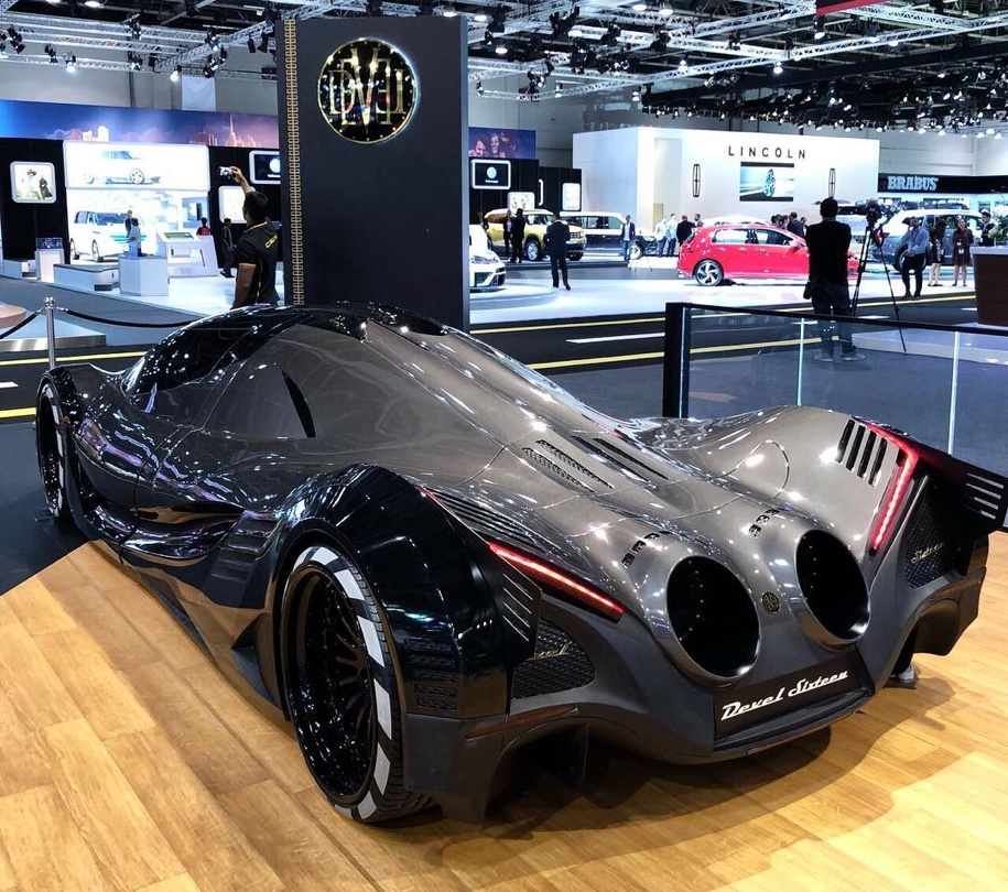 Devel Sixteen - Devel Motors