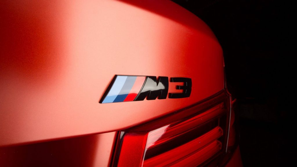 BMW M3 - 30 Years American Edition