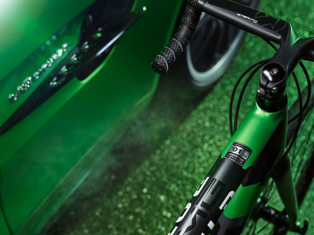 R.S2 Limited Edition Beast of the Green Hell в стиле Mercedes-AMG GT R