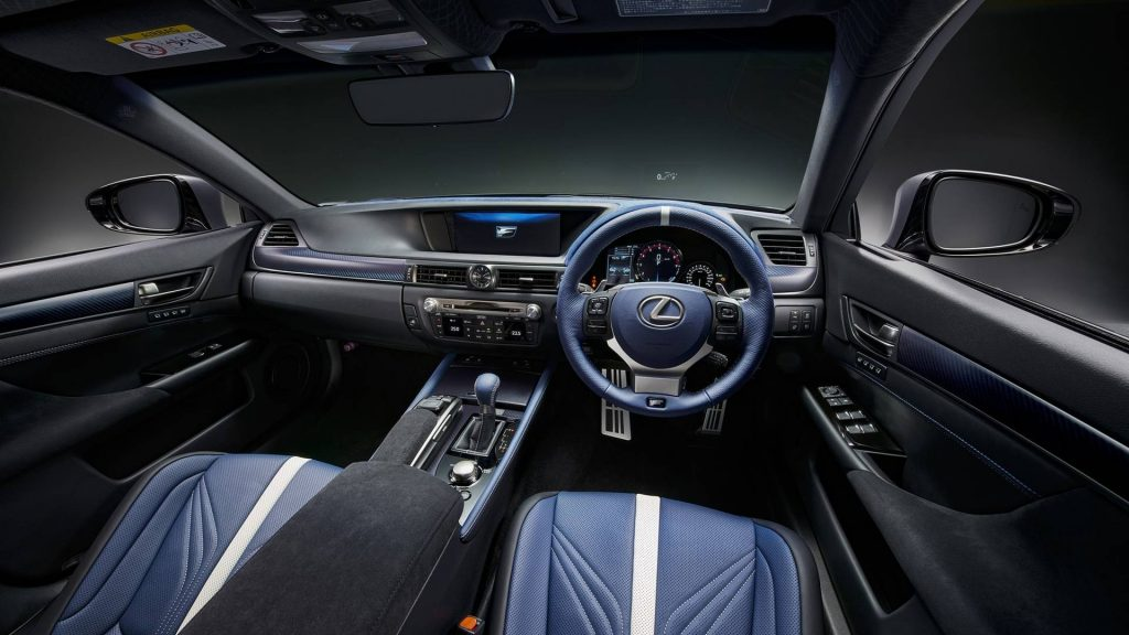 Lexus GS F «10th Anniversary Limited»