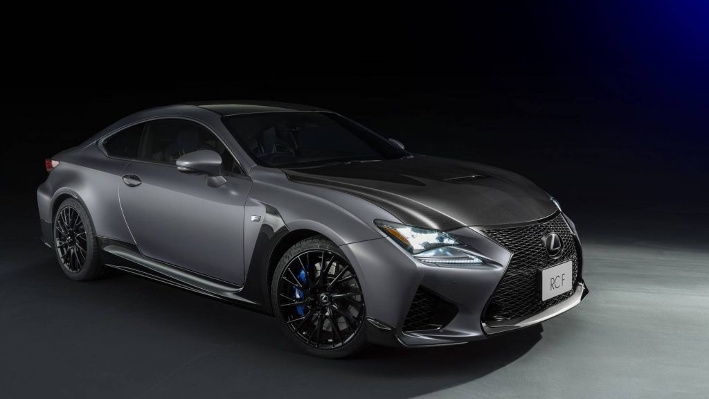 Lexus RC F «10th Anniversary Limited»
