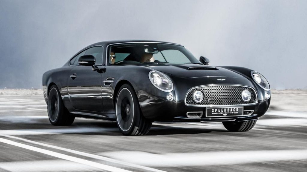 David Brown Automotive Speedback Silverstone Edition