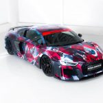 ABT Audi R8 Art Car