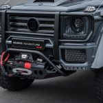 Mercedes-Benz G500 4x4² Adventure от ателье Brabus