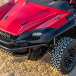 Rugged Open Air Vehicle от Honda