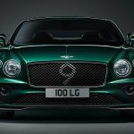 Bentley Continental GT – Number 9
