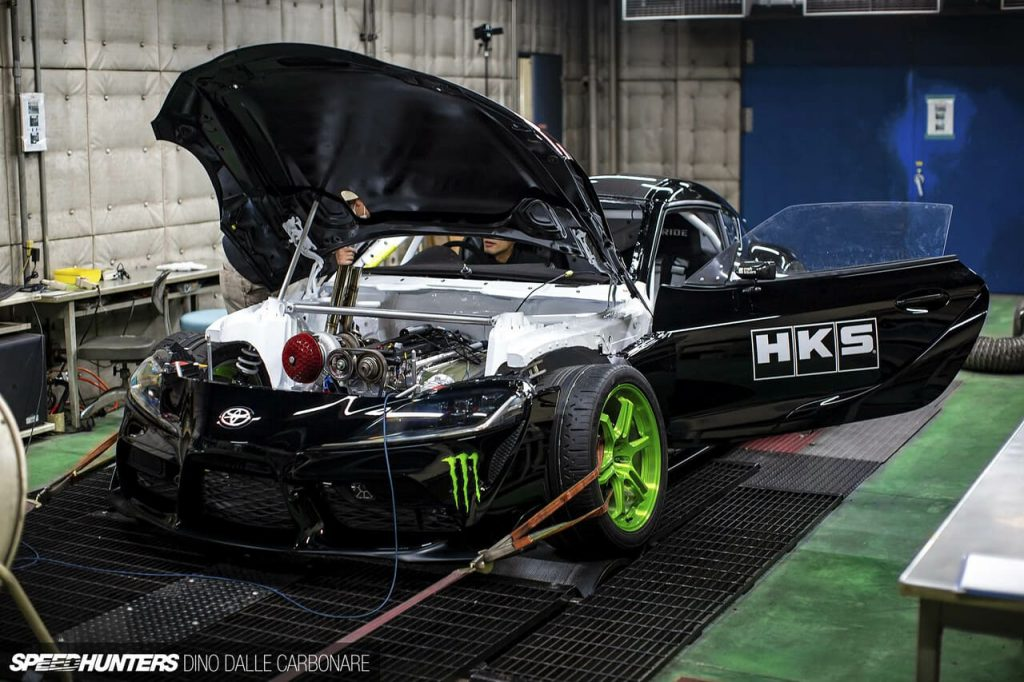 Toyota Supra 2JZ Fat Five Racing