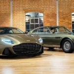 Aston Martin DBS Superleggera - On Her Majesty's Secret Service