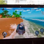Tesla добавила игру Beach Buggy Racing 2 в свои автомобили