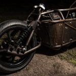 Electric Motorcycle Streamliner