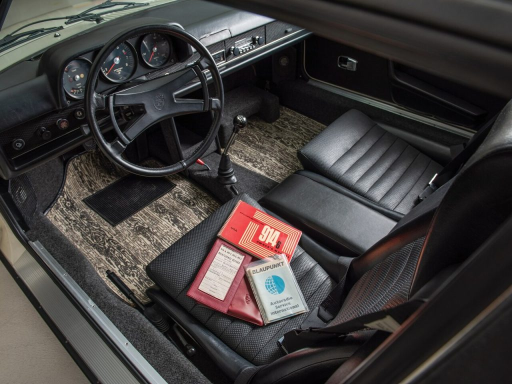 1970 Porsche 914-6 by Karmann