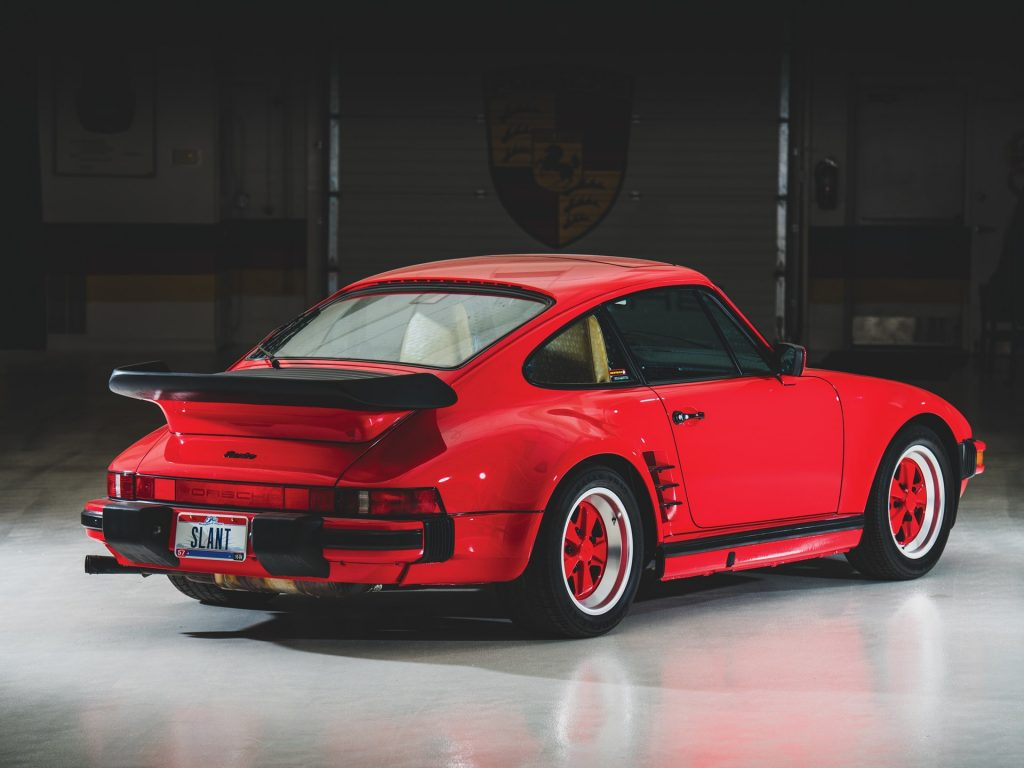 1988 Porsche 911 Turbo 'Flat-Nose' Coupe