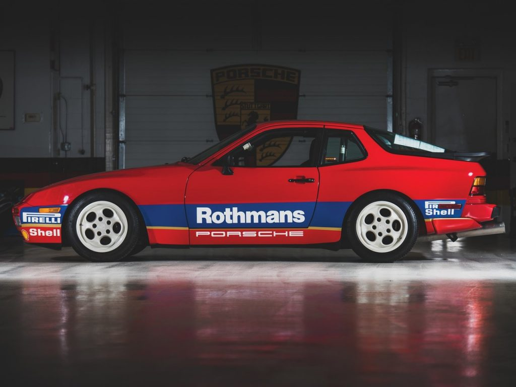 1988 Porsche Rothmans 944 Turbo Cup