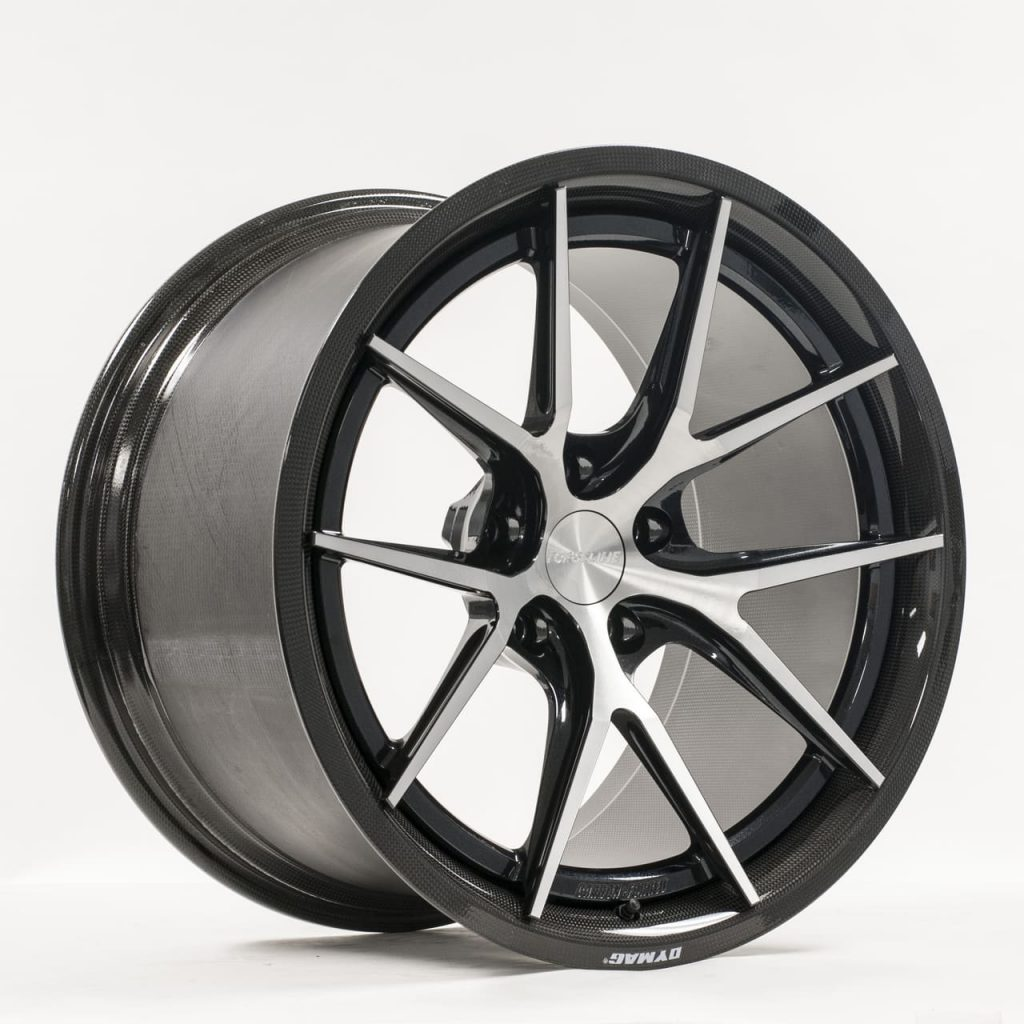 Forgeline CF201D HTM Carbon Black