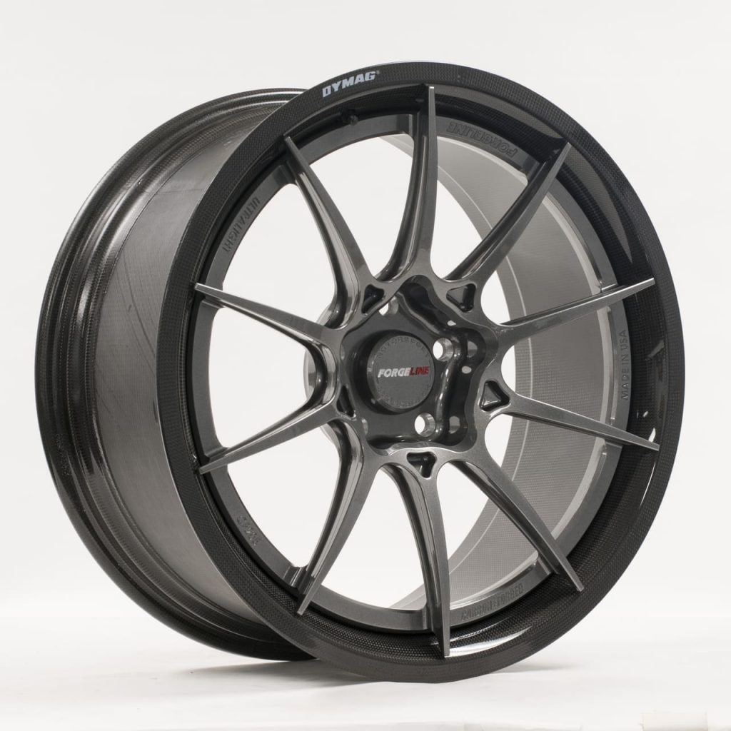 Forgeline CF205D Pearl Gray