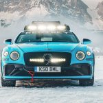 Bentley Continental GT от Bomber Ski
