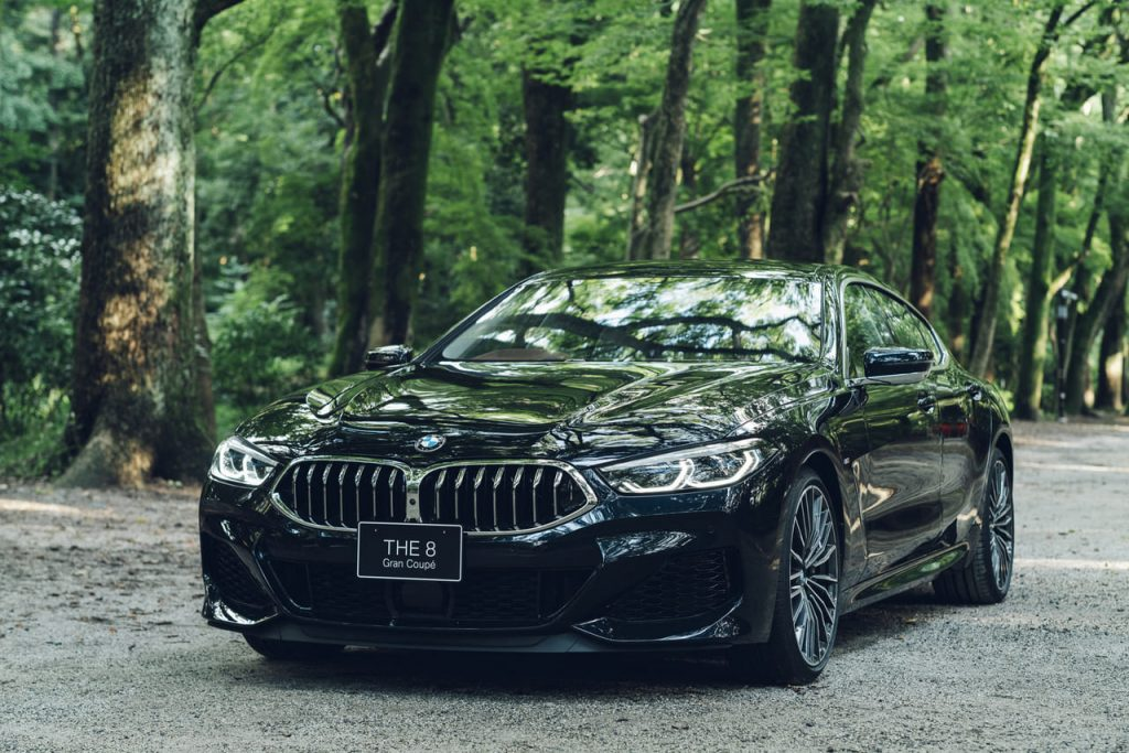 BMW 8-Series Gran Coupe Kyoto Edition