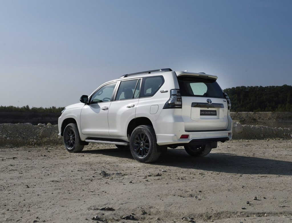 Обновленный Toyota Land Cruiser Prado 2020